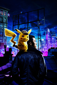 Pokemon Detective Pikachu Movie 4k