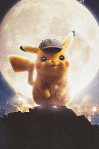 1080x1920 Pokemon Detective Pikachu Poster 5k