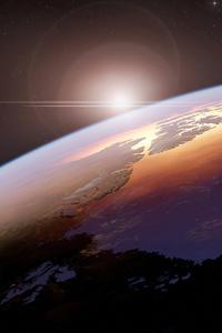 1440x2560 Polar Sunset