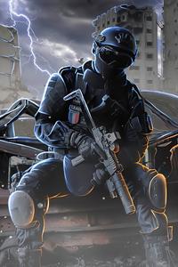 Police Cyber 5k