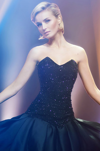 640x1136 Polina Gagarina Russian Singer