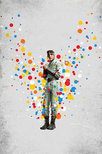 Polka Dot Man The Suicide Squad 8k