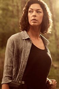 Pollyanna McIntosh As Anne The Walking Dead Season 9