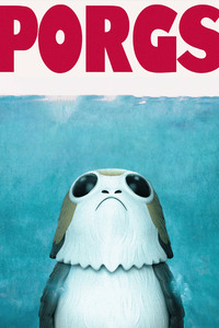 1440x2560 Porgs In Star Wars The Last Jedi