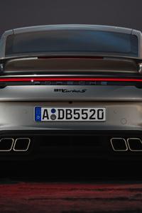 480x800 Porsche 2021 4k