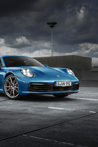 800x1280 Porsche 4knew