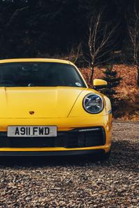 720x1280 Porsche 4s 911 Carrera 2019