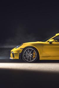 Porsche 718 Cayman GT4 2019