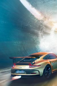 Porsche 911 4k 2018