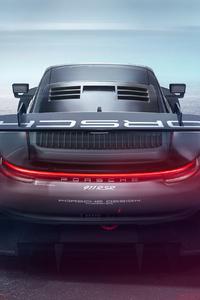 640x960 Porsche 911 992 Rsr 4k