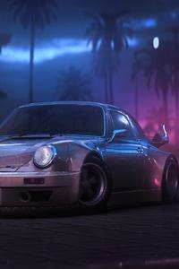 Porsche 911 Artwork