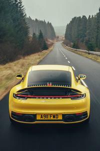 Porsche 911 Carrera 2019 4s