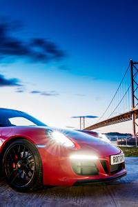 Porsche 911 Carrera GTS Coupe 2017