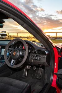 Porsche 911 Carrera GTS Coupe Interior