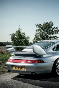 Porsche 911 Carrera RS 4k