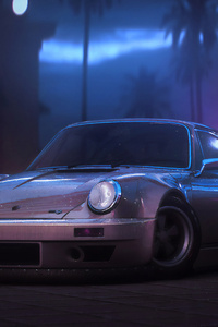 1440x2560 Porsche 911 Carrera RSR Need For Speed