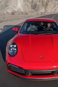1440x2560 Porsche 911 Carrera S 8k 2020