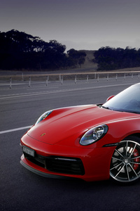 Porsche 911 Carrera S1 2019