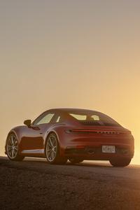 Porsche 911 CarreraS 8k 2020