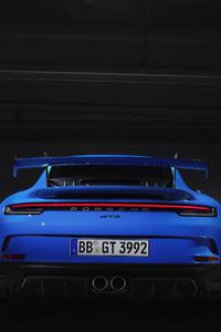 Porsche 911 GT3 2021 Rear