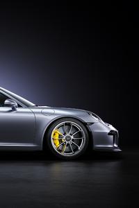 Porsche 911 GT3 4k