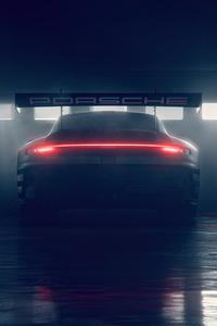 750x1334 Porsche 911 GT3 Cup 992 2021 5k