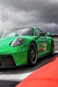 2160x3840 Porsche 911 GT3 PDK 5k