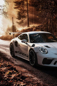 480x800 Porsche 911 GT3 RS 2019 CGI
