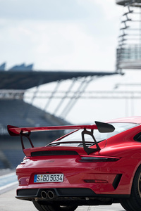 Porsche 911 GT3 RS 4k