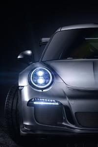 720x1280 Porsche 911 GT3 Rs Cgi