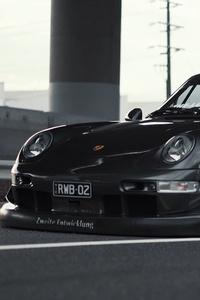 1440x2560 Porsche 911 Gtr Rs 5k