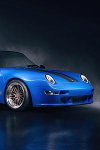 480x800 Porsche 911 Gunther Werks 5k