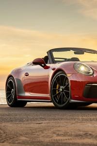 540x960 Porsche 911 Speedster 2020