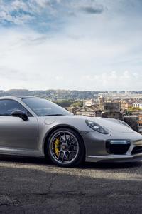 Porsche 911 Turbo S 4k