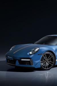 Porsche 911 TurboS 4k