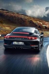 320x568 Porsche 911