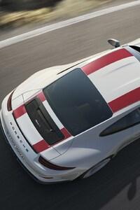 720x1280 Porsche 911R
