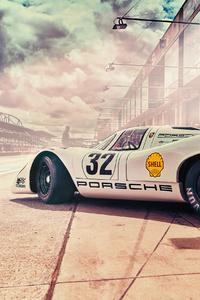 640x960 Porsche 917K Photography