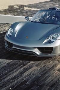 Porsche 918 Spyder 2018 Car