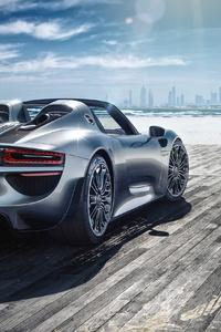 Porsche 918 Spyder 2018 Dubai
