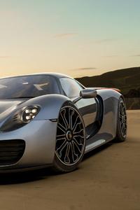 320x480 Porsche 918 Spyder New
