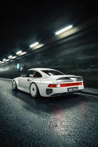 640x960 Porsche 959 Grb Prototype 4k