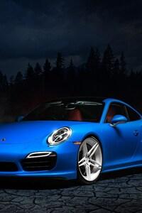 480x800 Porsche 991