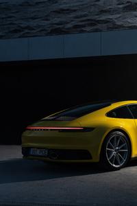 540x960 Porsche 992 4k 2020