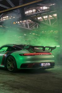 Porsche 992 Techart 4k