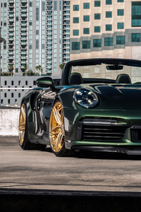1440x2960 Porsche 992 TT 2021