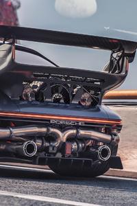 320x568 Porsche Car Modified 4k