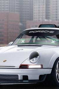 Porsche Car Sugar Chow