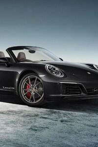 Porsche Carrera Black