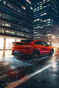 Porsche Cayenne Coupe 2019 5k
